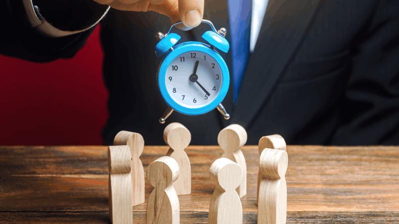 Melhore a produtividade com 6 dicas de gestão do tempo