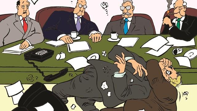 Conselho de Administração de empresa