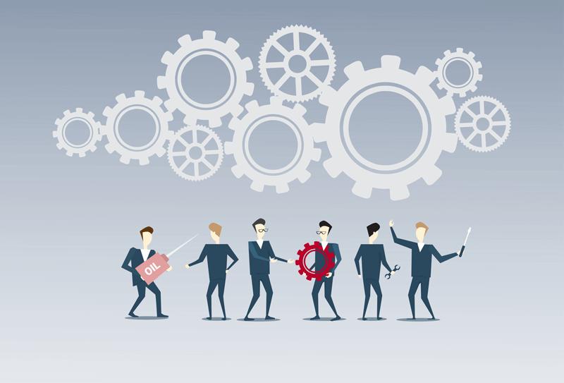 aumentar a produtividade da empresa