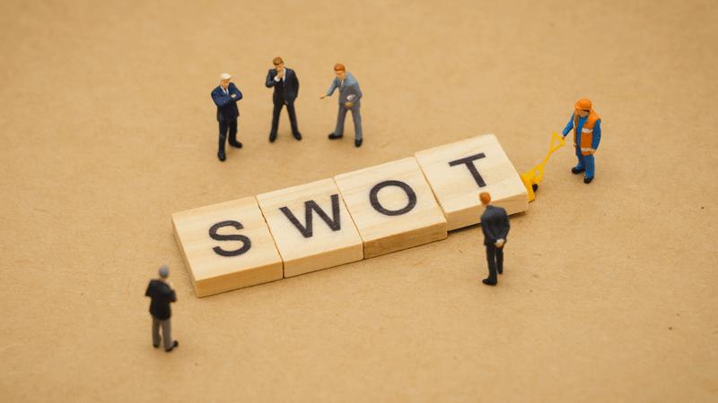 exemplo de análise SWOT de uma empresa