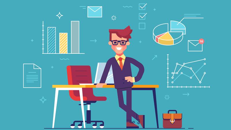 gestão de pequenas empresas