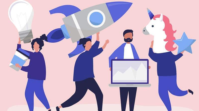 gestão de startups