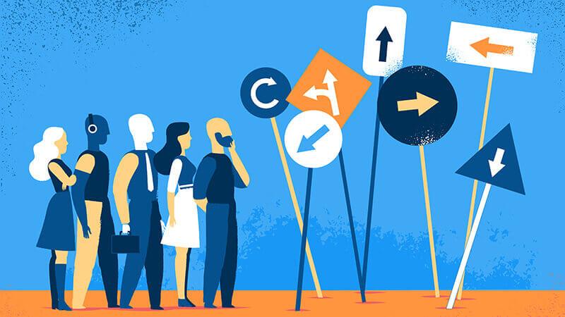 Tipos de tomada de decisão na empresa