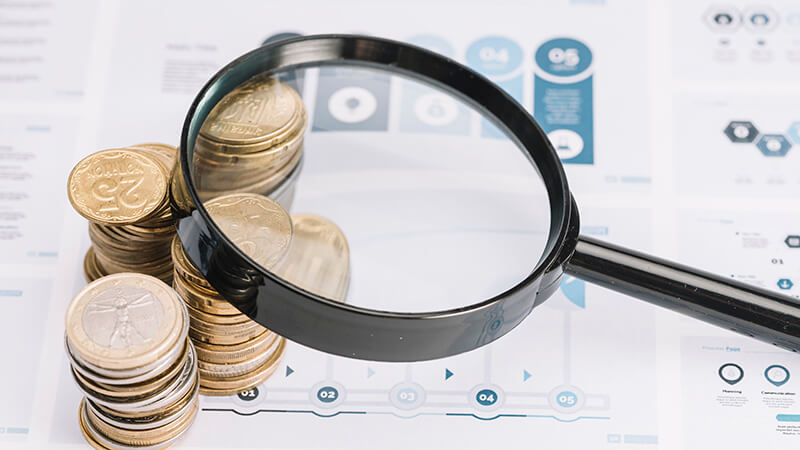 como fazer projeção financeira